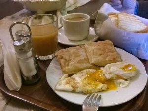 BREAKFAST - KOKKINO SPITI – BOUTIQUE HOTEL – VERIA