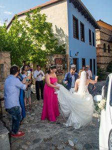 WEDDING - KOKKINO SPITI – BOUTIQUE HOTEL – VERIA