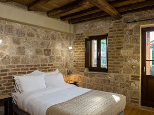 ECO ROOM KOKKINO SPITI – BOUTIQUE HOTEL – VERIA