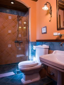 JUNIOR SUITE KOKKINO SPITI – BOUTIQUE HOTEL – VERIA
